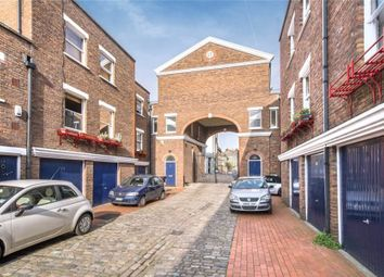 Thumbnail 1 bed mews house to rent in Shrewsbury Mews, Notting Hill, London