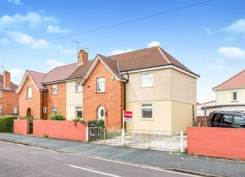 Thumbnail 4 bedroom semi-detached house for sale in Wexford Road, Knowle, Bristol