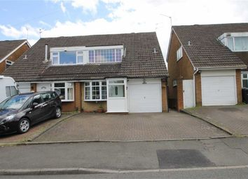 Thumbnail 3 bed semi-detached house for sale in Fairmile Road, Halesowen, West Midlands