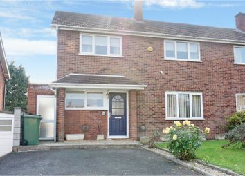 Windermere Drive, Worcester WR4. 3 bed semi-detached house