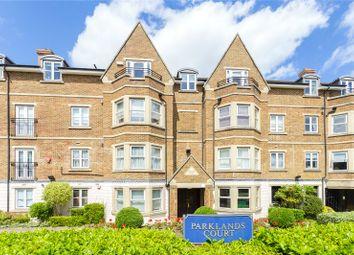 Thumbnail 1 bed flat for sale in Parklands Court, 164 Edgware Way, Edgware