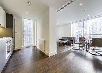 Thumbnail 2 bed flat to rent in Maine Tower, 9 Harbour Way, London