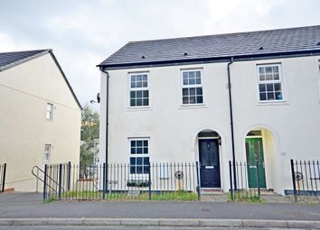 Thumbnail 4 bed semi-detached house to rent in Sparnock Grove, Truro
