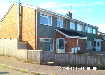Thumbnail 3 bed semi-detached house to rent in Manor Crescent, Honiton
