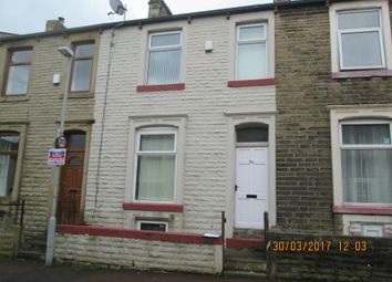 Thumbnail Terraced house to rent in Queensberry Road, Burnley