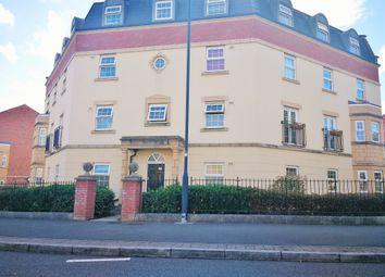 Thumbnail 2 bed flat for sale in Claydon Road, Swindon