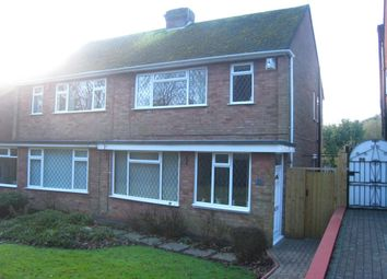 Thumbnail 3 bedroom semi-detached house for sale in Essex Close, Mount Nod, Coventry