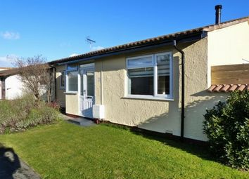 Thumbnail 2 bed detached bungalow for sale in Criafolen, Abergele