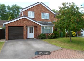 Thumbnail 4 bedroom detached house to rent in Dunston Drive, Hessle
