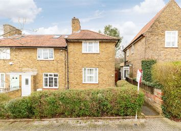 Thumbnail 2 bedroom end terrace house for sale in Sunnymead Road, London