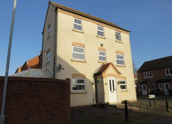Thumbnail 4 bed semi-detached house for sale in Bronze Court, Wilnecote, Tamworth
