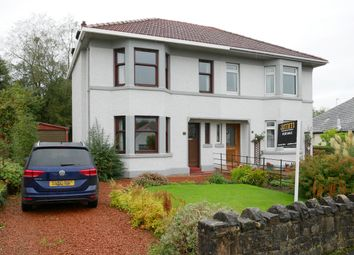 Thumbnail 3 bed semi-detached house for sale in Cyprus Avenue, Elderslie