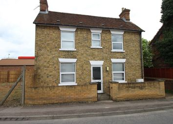 Thumbnail 2 bed detached house to rent in Cranfield Road, Wootton, Bedford