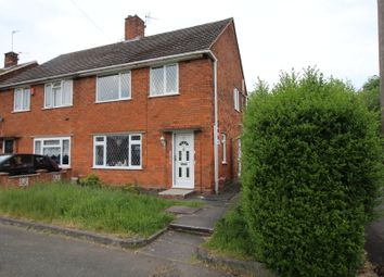 3 bed semi-detached house for sale in Norbury Crescent, Wolverhampton WV4