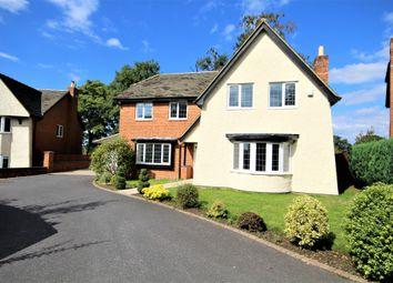 Thumbnail 5 bed detached house for sale in Grimsargh Manor, Preston, Lancashire