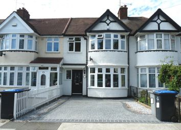 3 bed terraced house for sale in Winchester Avenue, Kingsbury NW9