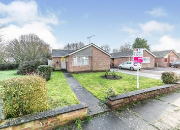 Thumbnail 2 bed detached bungalow for sale in St. Monance Way, Colchester