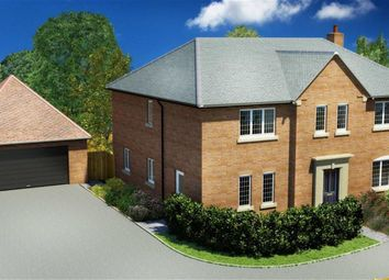 Thumbnail 5 bedroom detached house for sale in The Limes, Bramcote, Nottingham