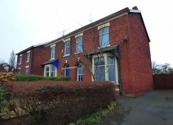 Thumbnail 4 bed semi-detached house for sale in Cromwell Road, Ribbleton, Preston, Lancashire