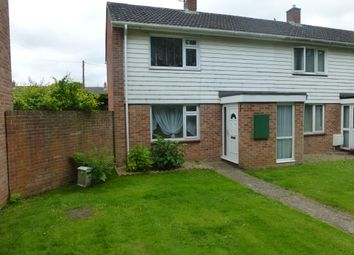 Thumbnail 2 bed end terrace house to rent in Churchill Way, Taunton