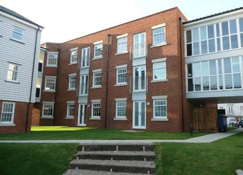 Thumbnail 1 bed flat to rent in Waters Edge, Canterbury, Kent