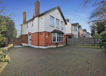 Thumbnail 4 bed detached house for sale in Main Road, Gidea Park, Romford