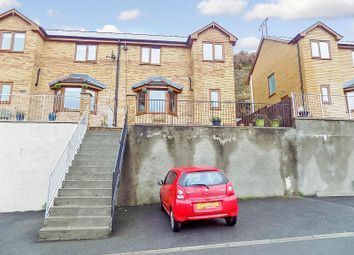 Thumbnail 3 bed semi-detached house for sale in Ty Bryn Vale View, Ogmore Vale, Bridgend.
