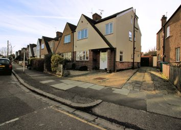 Thumbnail 4 bed semi-detached house for sale in Tennyson Avenue, Twickenham