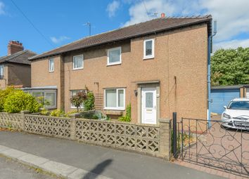 Thumbnail 2 bed semi-detached house for sale in Aydon Crescent, Alnwick