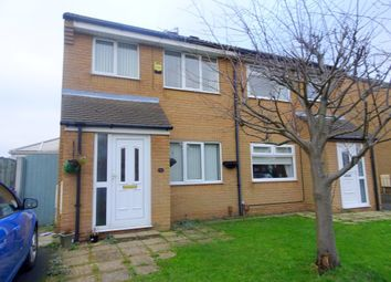 Thumbnail 3 bed semi-detached house for sale in Glastonbury Close, Liverpool