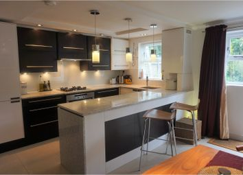 Thumbnail 4 bed terraced house to rent in Basevi Way, London