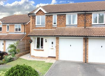 Thumbnail 3 bed semi-detached house for sale in Mansion House Close, Biddenden, Ashford
