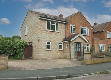 Thumbnail 4 bed link-detached house for sale in Broadfields, High Wych, Sawbridgeworth, Hertfordshire