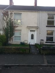 Thumbnail 2 bed terraced house to rent in Hanover Street, Swansea