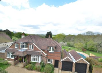 Thumbnail 5 bed equestrian property for sale in Seddlescombe, Battle, East Sussex