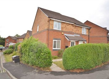 Thumbnail 3 bed semi-detached house for sale in Clayburn Close, Chorley