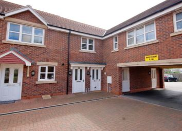 Thumbnail 2 bed terraced house to rent in Spire Close, Lincoln