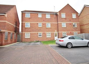 Thumbnail 2 bed flat for sale in St Ledger Close, Dinnington, Sheffield