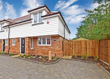 Thumbnail 3 bed end terrace house for sale in Blackberry Lane, Blackberry Court, Charing, Kent