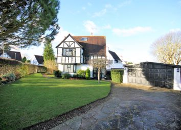 Thumbnail 4 bed detached house for sale in Princes Avenue, Petts Wood, Orpington
