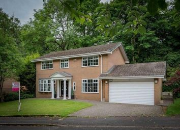 Thumbnail 4 bedroom detached house for sale in Thorneyholme Close, Lostock, Bolton