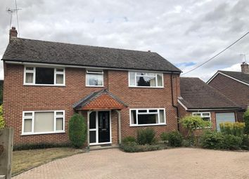 Thumbnail 4 bed detached house to rent in Curridge, Thatcham