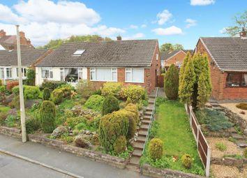 Thumbnail 2 bedroom bungalow for sale in East Road, Ketley Bank, Telford