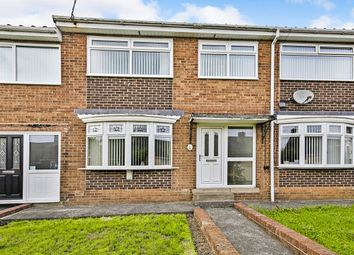 Thumbnail 3 bed terraced house for sale in Elgar Close, Stanley