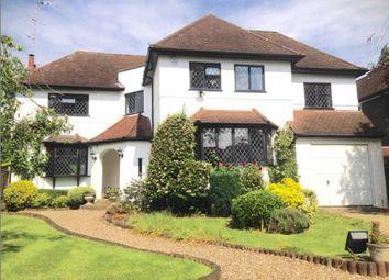 Thumbnail 4 bed detached house for sale in Oakridge Avenue, Radlett, Hertfordshire