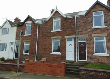 Thumbnail 2 bedroom terraced house for sale in Waltons Terrace, New Brancepeth, Durham