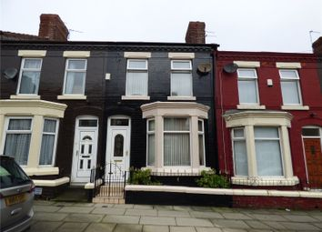 Thumbnail 3 bed terraced house for sale in Hornsey Road, Liverpool, Merseyside