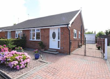 Thumbnail 2 bedroom semi-detached bungalow for sale in Croasdale Drive, Thornton-Cleveleys