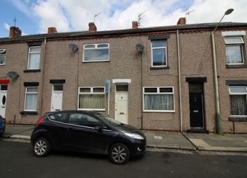 Thumbnail 2 bed terraced house to rent in Grasmere Road, Darlington, County Durham