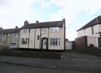 Thumbnail 3 bed semi-detached house for sale in Dudley, Holly Hall, Hilderic Crescent